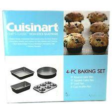 NEW CUISINART Chef's Classic Non-Stick Bakeware  4 PC