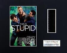 "Crazy Stupid Love (8"" x 10"") 35mm film cells"