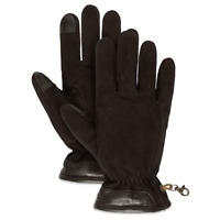 Timberland Seabrook Men's Leather Beach Boot Gloves Size M / XL - Black
