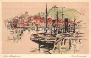 [51549] 'Marjorie Bates' Scarborough Yorkshire early postcard