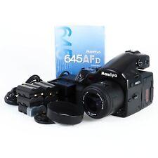 :Mamiya 645 AFD Camera w/ ZD Digital Back & AF 55mm f2.8 Lens + Extras [EX+++]