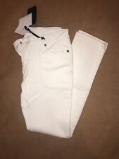 Women's Red Valentino Jeans , White Color , Size 29, Brand New With Tags