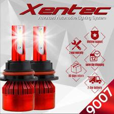 XENTEC LED HID Headlight Conversion kit 9007 HB5 6000K 2005-2006 Pontiac Pursuit