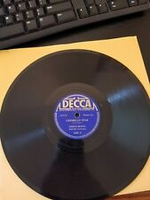 Carlos Molina Orquesta-Gitano lamento/Caribe Star Decca 1080