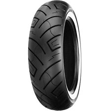 Shinko 777 HD Whitewall Front Motorcycle Tires - 150/80-16