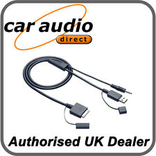 JVC KS-U39 iPod Audio / Video Cable for JVC car stereo