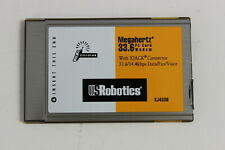 Us Robotics Xj4336 Megahertz 33.6 Pc Card Modem With Xjack Data/Fax/Voice