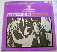 MUSIC & DRAMATIC CAST DIALOGUE THE WIZARD OF OZ (UK, LP, 1956) JUDY GARLAND!!!!