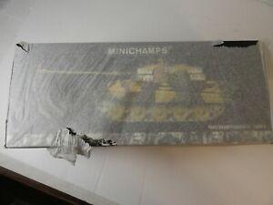 MINICHAMPS 1:35 PANZERKAMPFWAGEN VI TIGER II 222 ARDENNES OFFENSIVE 1944