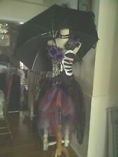 DIA DE LOS MUERTOS,day of the dead, cosplay,burlesque, Custom Made, costume