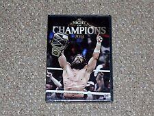 WWE: Night of Champions 2013 DVD 2013 Brand New Canadian