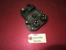 86-91 Mercedes Benz 560SL 420SEL 560SEL OEM Ignition Control Module 0045455532