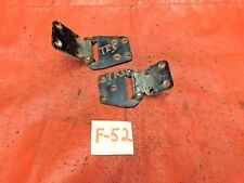 Triumph TR3, Door Hinge Set, ORiginal, !!