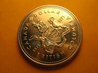 Canada Rare 1971 Silver Dollar Gem Beauty IDJ318.