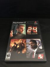 Playstation 2 24 The Game (Tested)