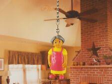 DORA THE EXPLORER Grandma Ceiling Fan Pull Light Lamp Chain Decoration K366