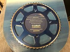 NEW Yamaha GYTR REAR Sprocket / 53 TOOTH / SEE PICS FOR FITTMENT