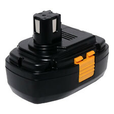 3× Battery For Panasonic 18V 3.0Ah Ni-MH Heavyduty EY9251 EY3552 EY3796 EY6450