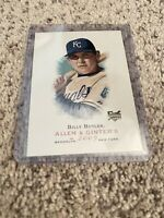 2007 Topps Allen and Ginter #147 Billy Butler RC Rookie Royals