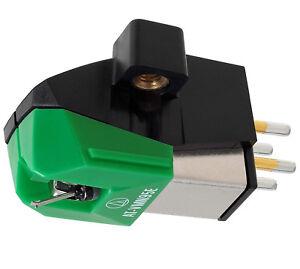 Audio Technica AT-VM95E Elliptical Moving Magnet Cartridge & Stylus, new at95e