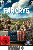 Far Cry 5 Standard Edition - PC Uplay Digital Download Key - Ubisoft - Nur EU