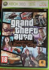 Juego Xbox 360 Grand Theft Auto Episodes From Liberty City