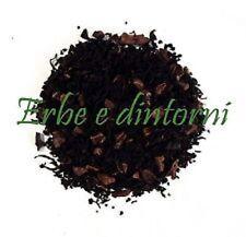 TESORO DEI MAYA con tè nero, semi di cacao, cioccolato 100 gr.