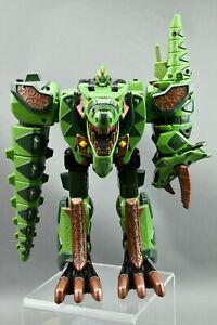 Power Rangers Dino Thunder DX Thundersaurus Megazord Another Version