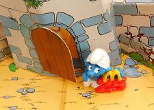 macdo Schtroumpf 25 ans mac donald Smurf mac do puffi  pitufo puffo anniversaire