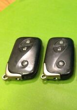 LEXUS IS LS RX 3 button remote smart key fob DENSO 14AAC UNLOCKED