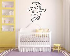 Winnie the Pooh Pegatinas Dibujos Animados Etiqueta de la Pared Arte chicos/chicas habitación Cool CH2