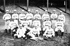 1888 Boston Beaneaters Baseball team photo-Would become Today's Atlanta Braves