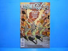 ARMY @ LOVE Volume 1 #7 of 12 2007/2008 DC Vertigo Uncertified RICK VEITCH-w