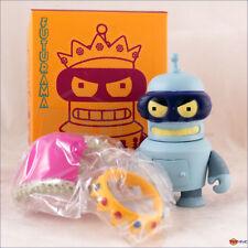 Kidrobot - Futurama series 2 - Super King Bender 3-inch vinyl figure with box