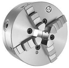 4-Backen Planspiralfutter Ø 100 - 800mm DIN 6350 Zentra Stahl  Vierbackenfutter