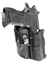 Fobus Rotating Paddle Holster for IWI Jericho 941 Polymer Baby Eagle with rails