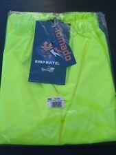Tornado Waterproof Overtrousers Flouro Yellow 3XL Wet Weather Leggings
