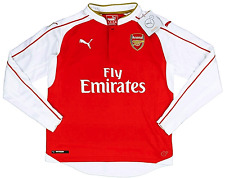 Arsenal 2015-16 Home *ALEXIS #17* L/S Jersey (Large Boys) *BRAND NEW W/TAGS*