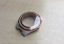 Ceramic Watch CASE/SHELL/HOUSING/DIAL Fits Emporio Armani AR1472 strap/bracelet