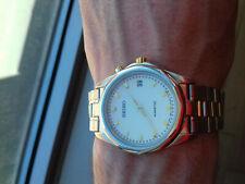 Seiko Vintage Collection SKH593P1 Cinétique Automatique Montre NOS Horloge