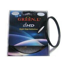72mm GREEN L  DHD U/V Filter Lens for NIKON CANON etc UK Stock £6.75