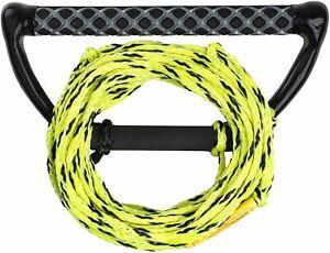 MESLE Kneeboard-Leine Hook Up 60' 3-Loop, mit Starthilfe-Hantel für Kneeboard