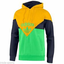 adidas Fleece Long Sleeve Hoodies & Sweats for Men