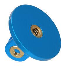 GoTough Blue Tripod Adapter V2 for GoPro 2 Prong Mount - Aluminum Tripod Mount
