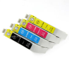 4x INK 73N T0731 - T0734 for EPSON TX110 TX210 TX410 TX550W PRINTER