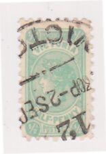 (K117-198) 1901 VIC 1/2d green QVIC (GY)