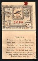 PORTUGUESE INDIA 300 RUPEES P44 1959 PORTUGAL INDIAN SHIP RARE PUNCH HOLE NOTE