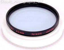 Nikon B2 52mm Blu N. 2 Filtro nella scatola originale per Nikkor 1.4/50 Nikkor 1.4/85mm