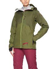 BNWT  Eider Women's SHAPER Skiing ski Jacket Spruce Green UK 14