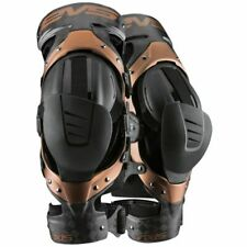 EVS Knieorthese AXIS PRO CARBON Enduro Motocross DH Knie Orthese Motorrad Gr.M
